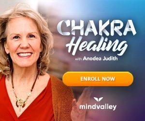 Anodea Judith Chakra Healing