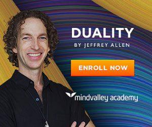 Mindvalley Duality by Jeffrey Allen