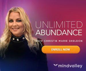 Mindvalley Unlimited Abundance by Christie Marie Sheldon