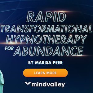 Rapid Transformational Hypnotherapy for Abundance by Marisa Peer